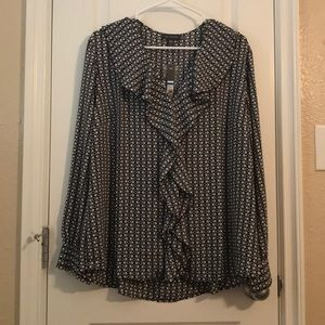 Long sleeve blouse NEW WITH TAGS